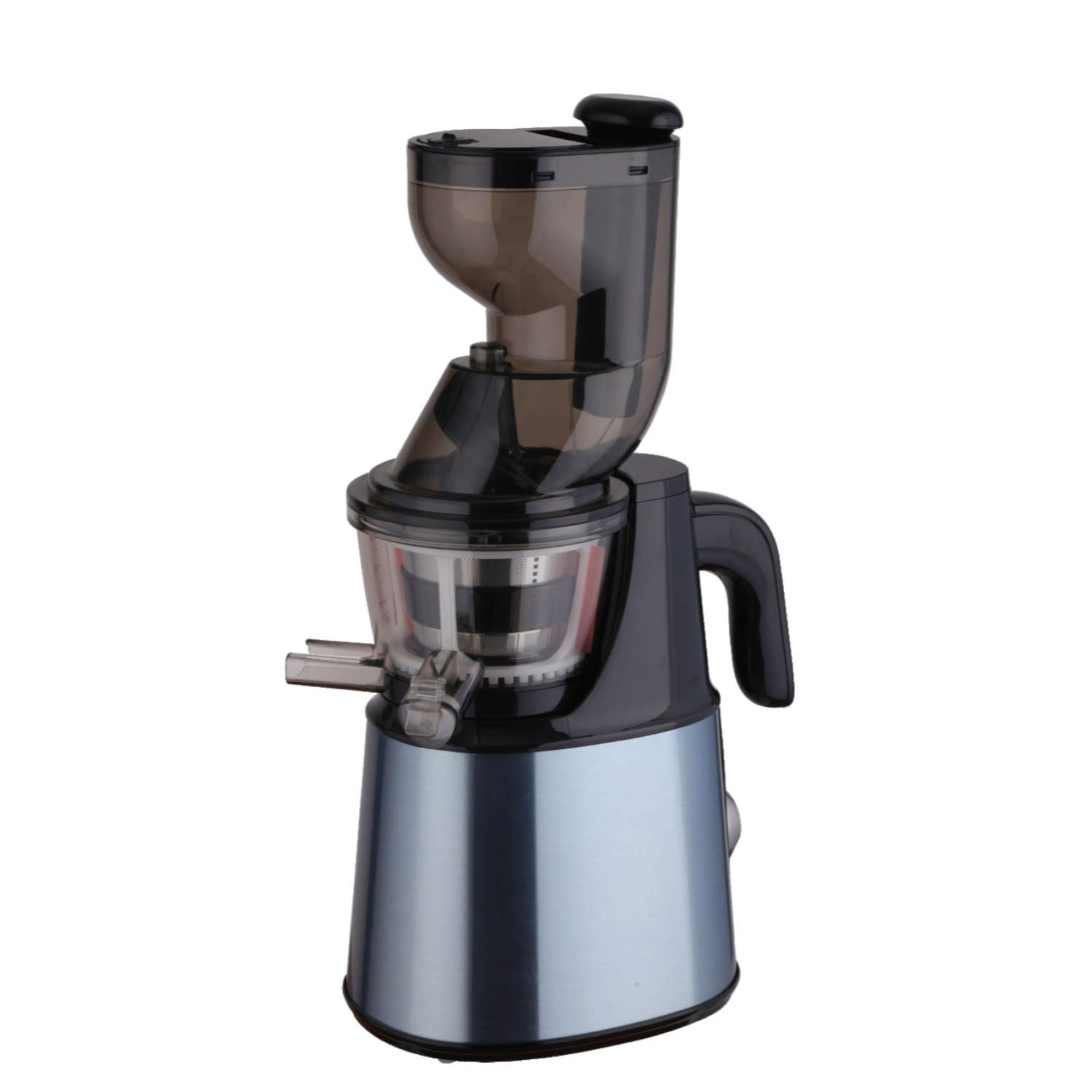 Champion Slow Masticating Juicer : ElectriQ Whole Fruit Slow Masticating Juicer Fruit ...