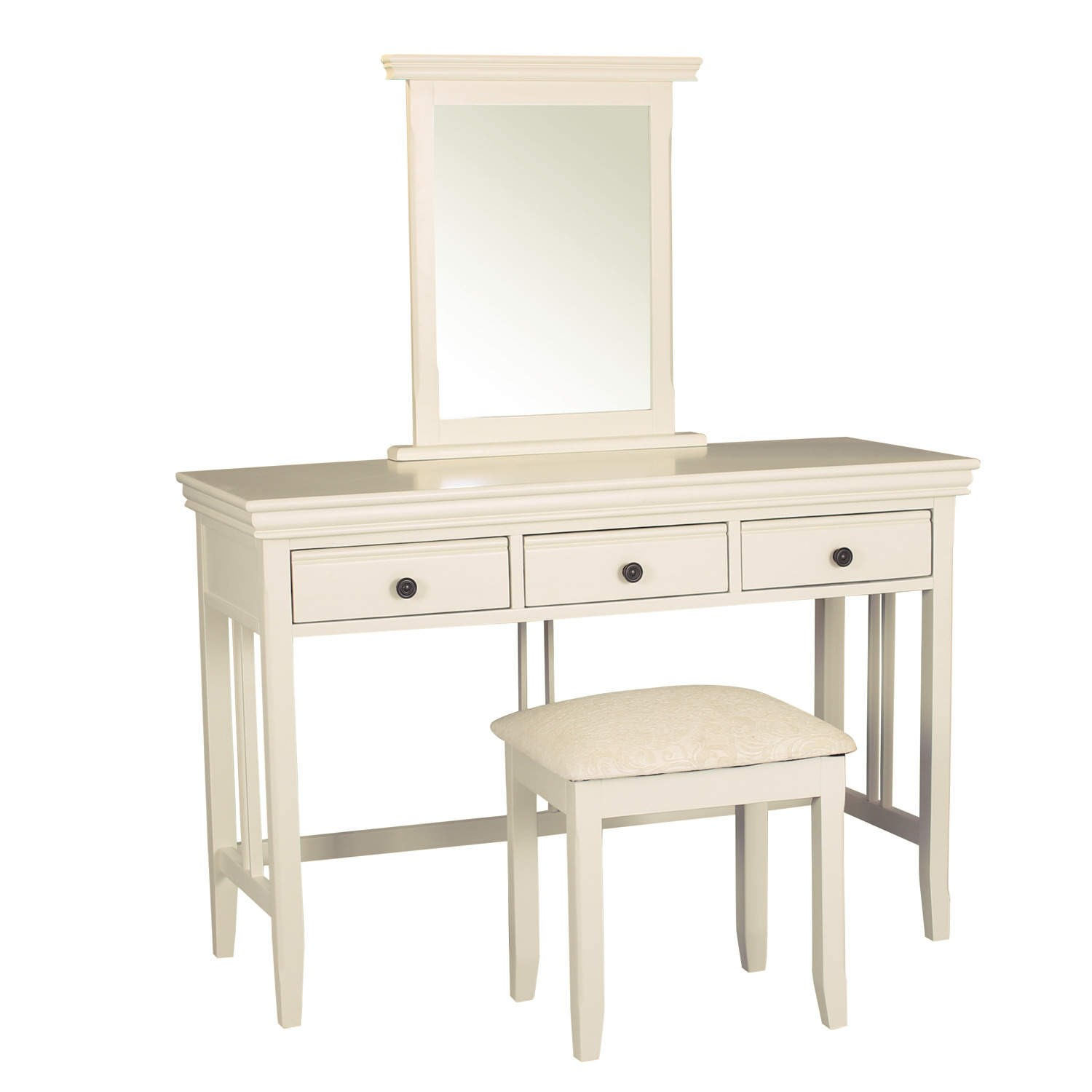 Wonderful image of Savannah Solid Acacia Wood Dressing Table Stool in Ivory SAV008 eBay with #847047 color and 1500x1500 pixels