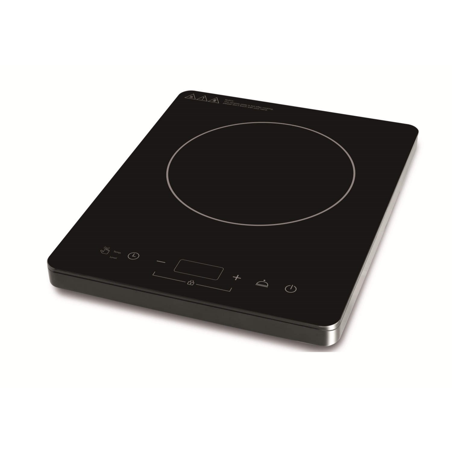 Induction Hob  Ring In Line