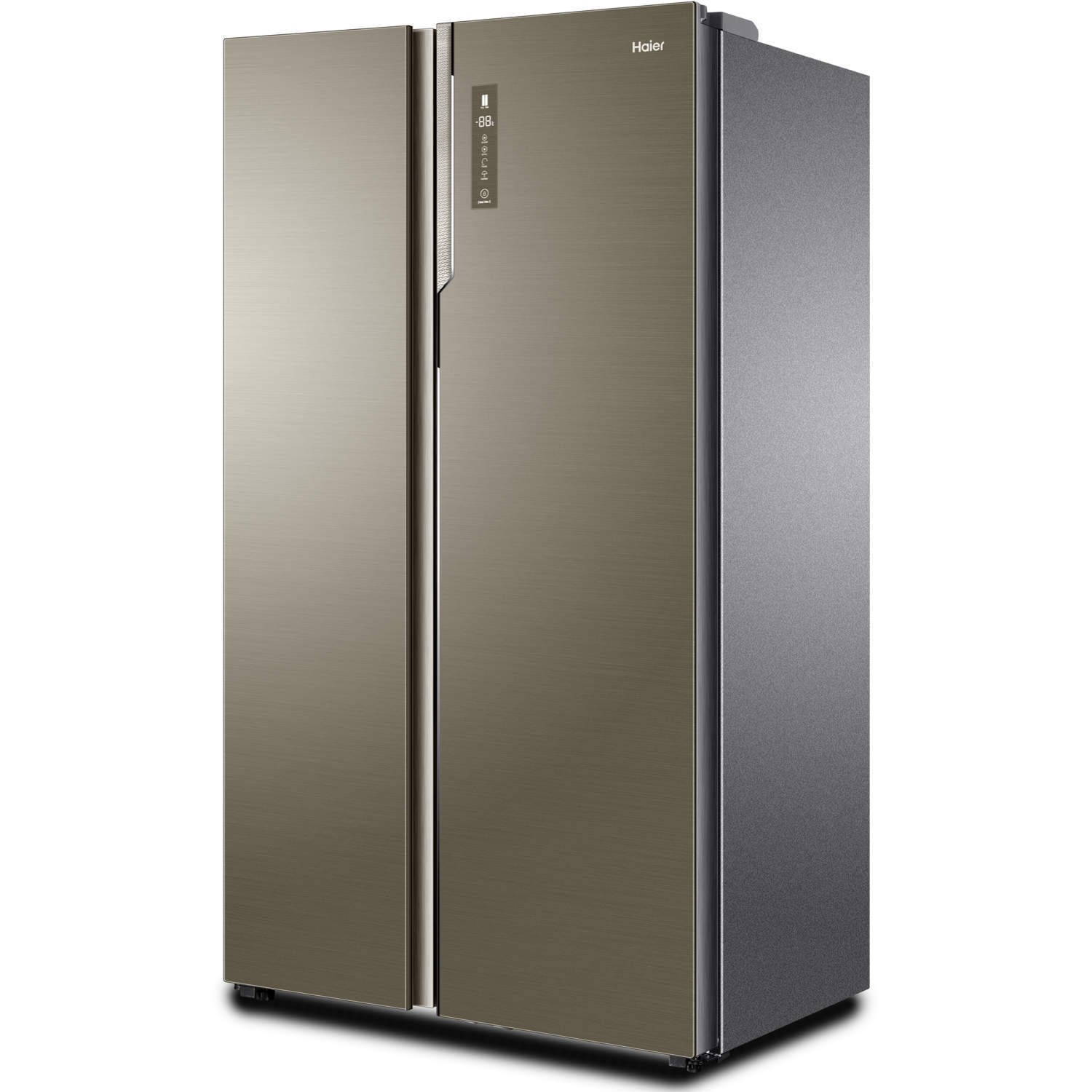haier hrf800dgs8 2 door ultra efficient side by side american fridge hrf800dgs8 6901018053337 ebay. Black Bedroom Furniture Sets. Home Design Ideas