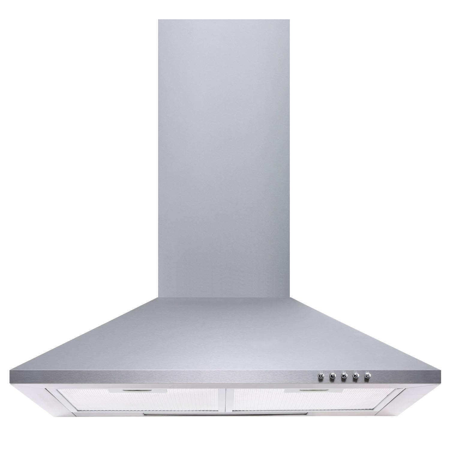 Cooker Hoods Stainless Steel ~ Electriq cm traditional stainless steel chimney cooker