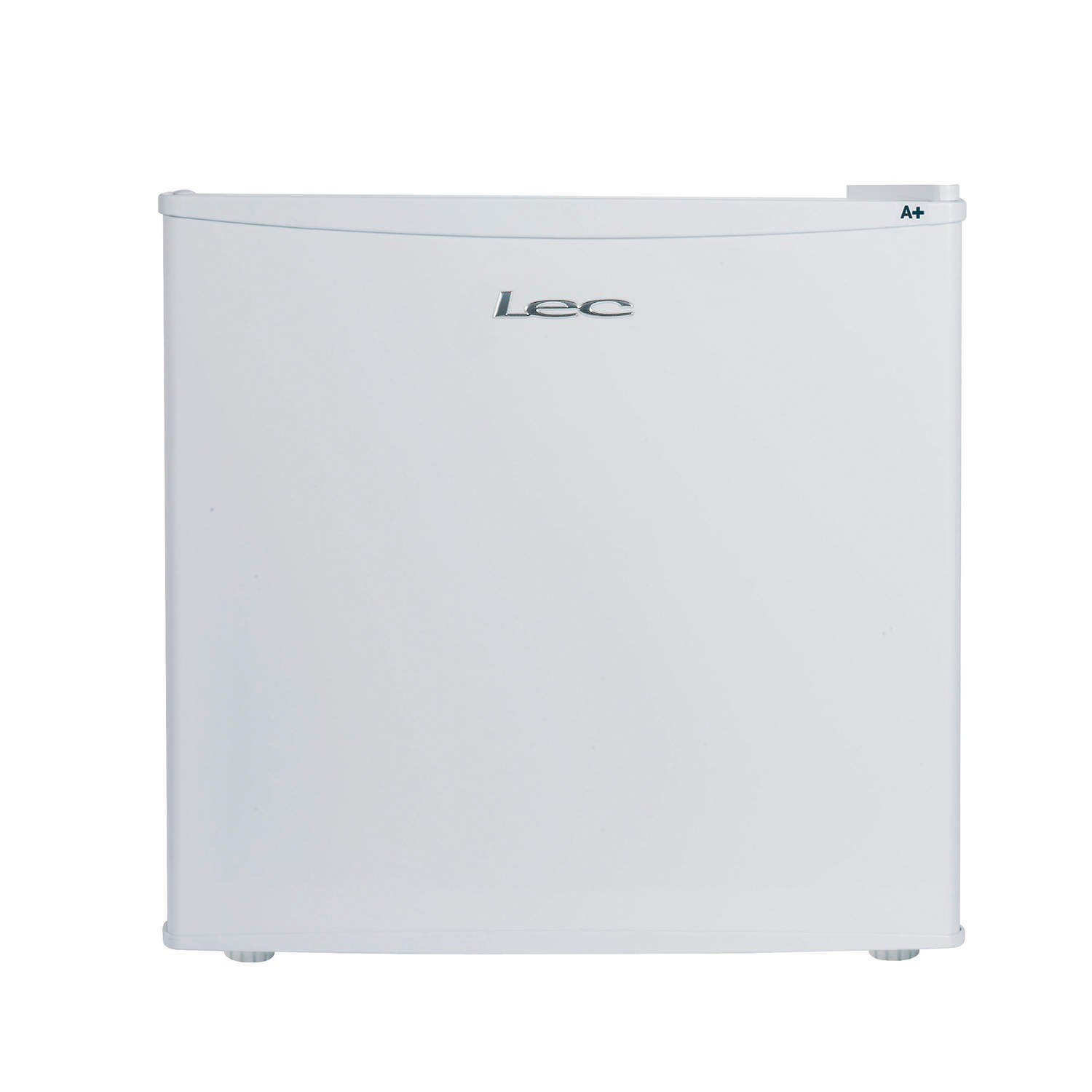 Lec R50052w White Compact Small Freestanding Fridge With