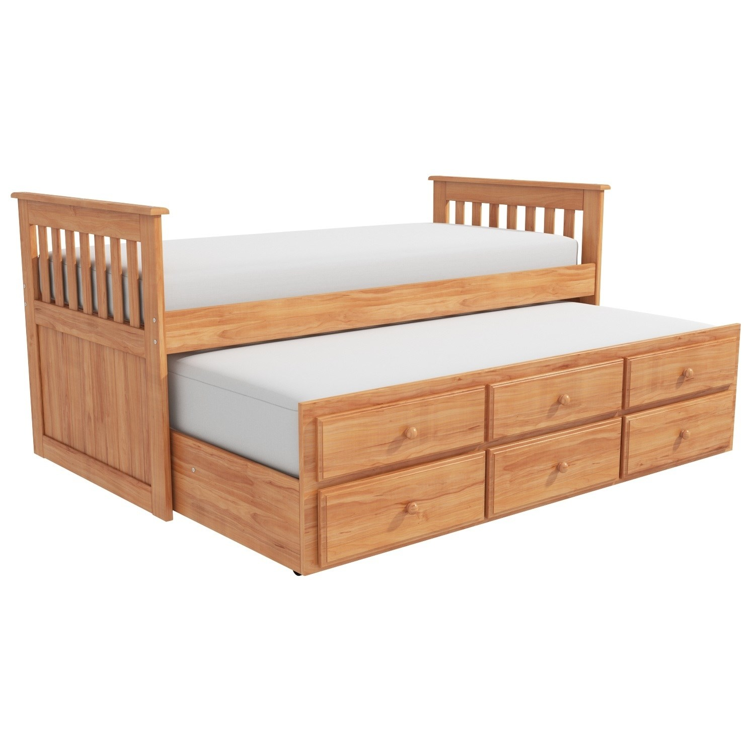 Hideaway Guest Bed Trundle Guest Bed Ebay