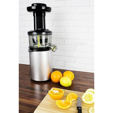 Electriq Slow Masticating Juicer : ElectriQ vertical Slow Masticating Juicer Fruit vegetable Juice Extractor eBay