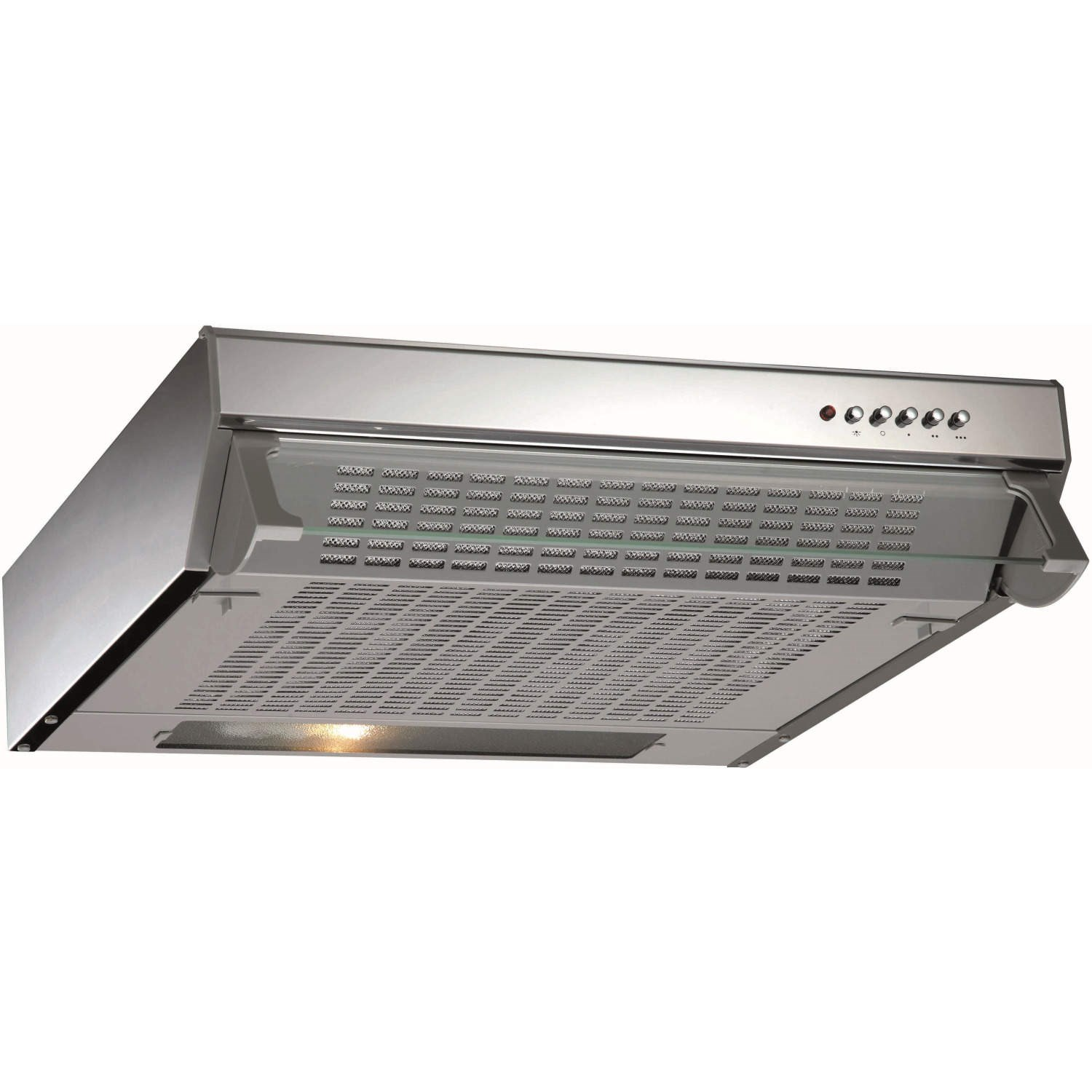 cda cst61ss 60cm conventional cooker hood stainless steel cst61ss 5055031603244 ebay. Black Bedroom Furniture Sets. Home Design Ideas