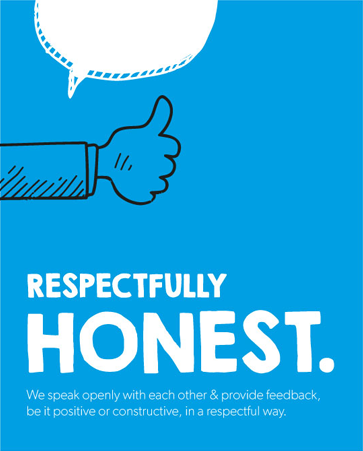 Respectfully Honest
